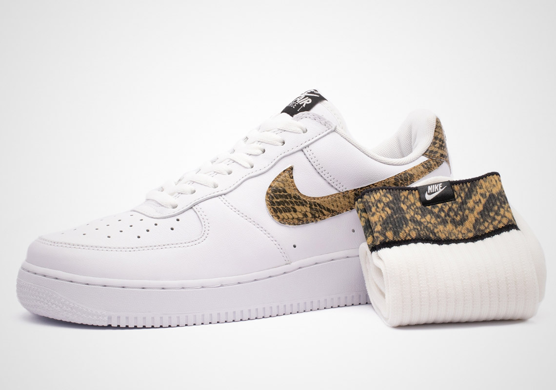 "The Air Force 1 ""Python Snake"" Remake From 1996"